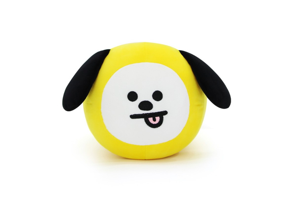 [BT21 OFFICIAL GOODS  X Homeplus Collaboration] - CIRCLE CUSHION