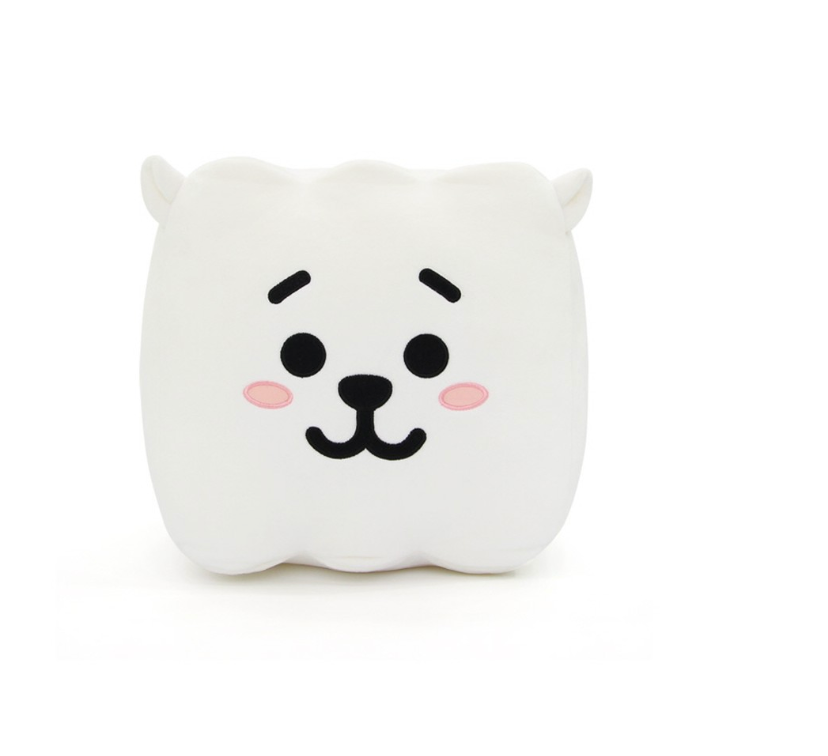 [BT21 OFFICIAL GOODS X Homeplus Collaboration] - CUBE CUSHION