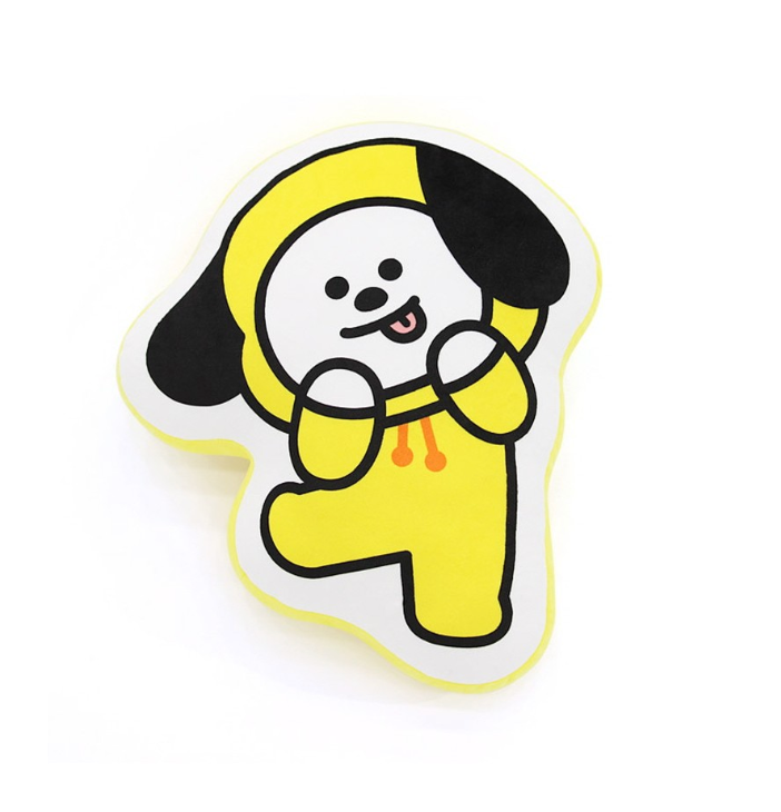 [BT21 OFFICIAL GOODS -  X Homeplus Collaboration] - FLAT CUSHION