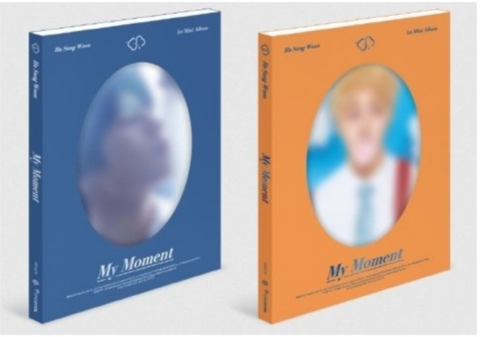[Pre-Order] 하성운 HA SUNG WOON MINI ALBUM - MY MOMENT