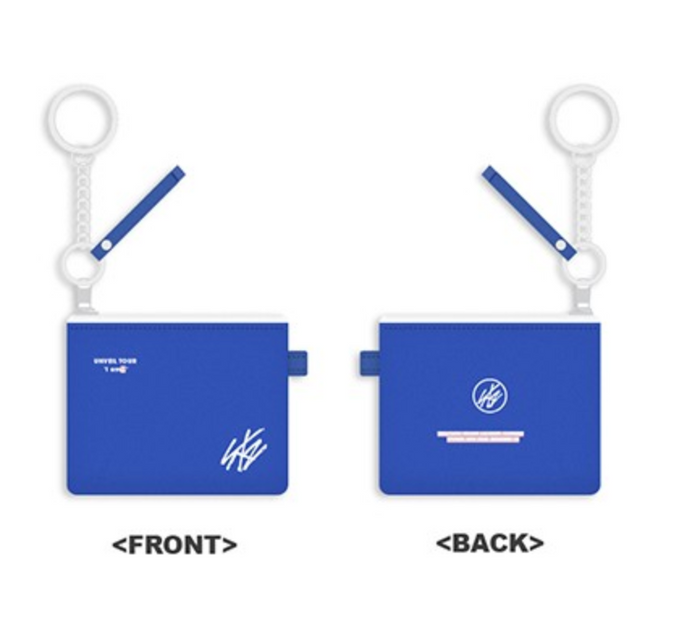 [Pre-Order] STRAY KIDS UNVEIL TOUR [I am...] Goods - COIN CASE
