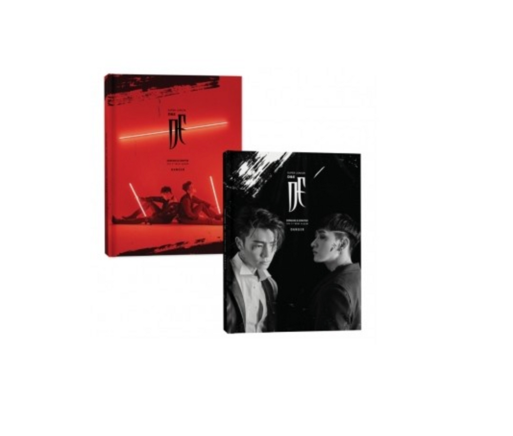 SUPER JUNIOR D & E 3rd Mini Album - DANGER CD
