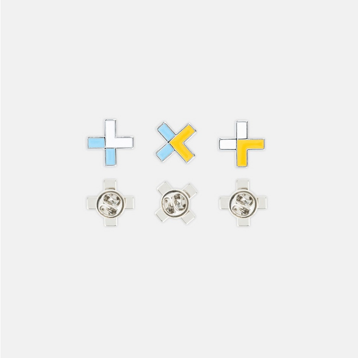 [Pre-Order] TXT Debut MD - Badge: STAR