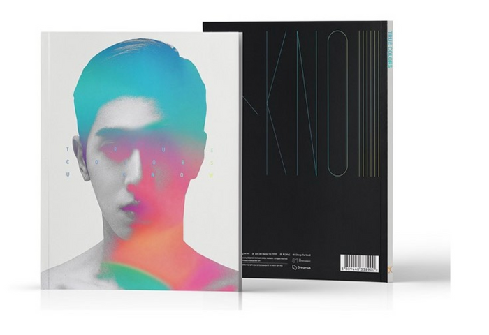 [Pre-Order] TVXQ U-KNOW 1st Mini Album - True Colors