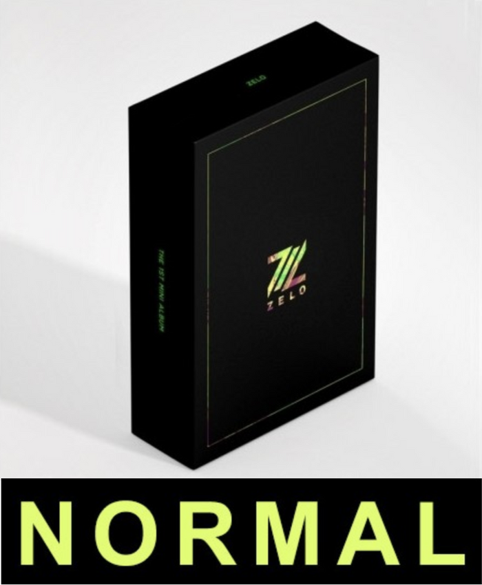 [Pre-Order] ZELO 1st Mini Album - DISTANCE (Normal Edition)