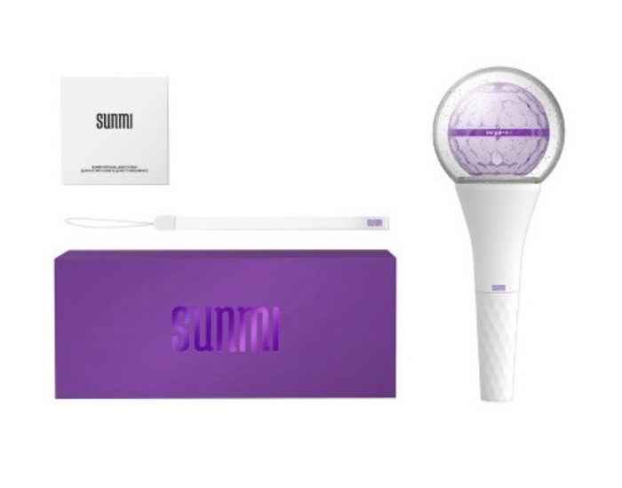 SUNMI Official Light Stick