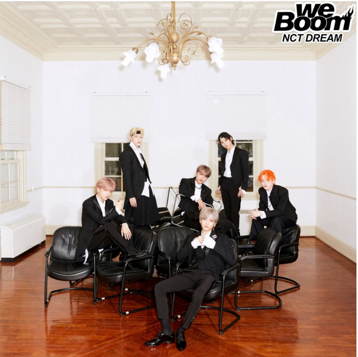 [Pre-Order] NCT DREAM 3rd Mini Album - We Boom (2 Version Set)