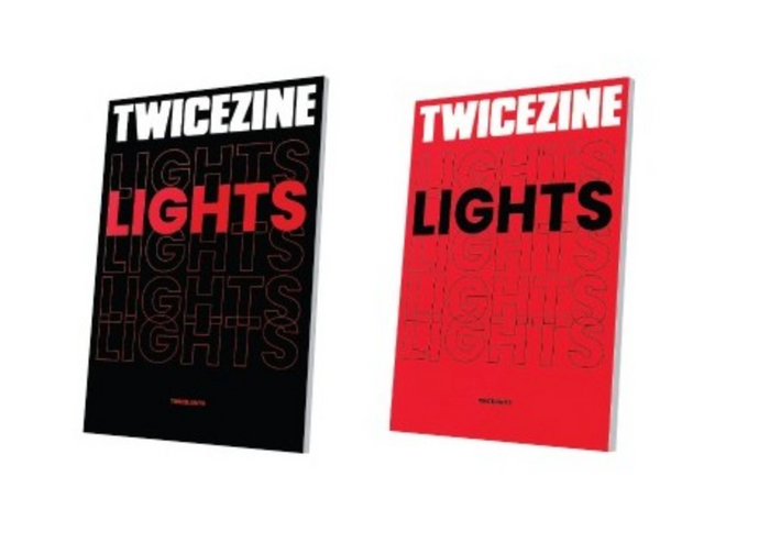 TWICE World Tour 2019 [TWICELIGHTS] Goods - TWICEZINE MAGAZINE