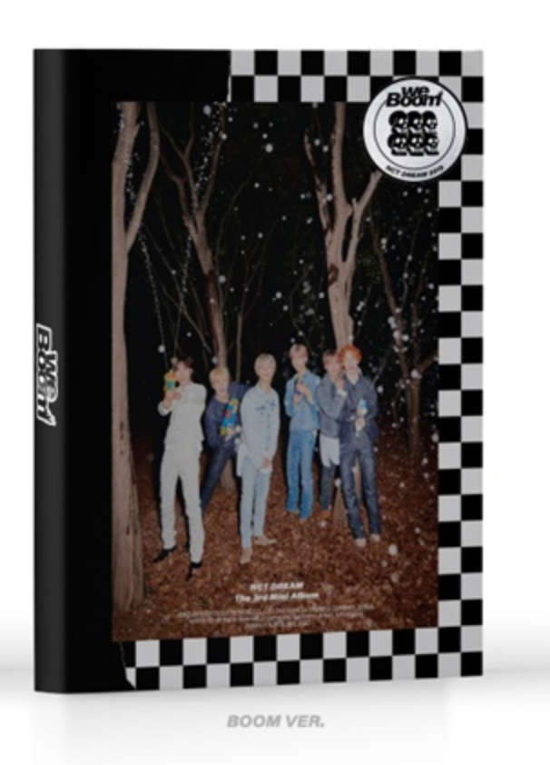 NCT DREAM 3rd Mini Album - We Boom