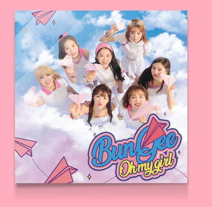 OH MY GIRL Summer Package - Fall In Love