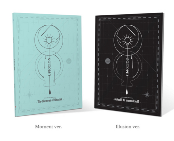 UP10TION 8th Mini Album - The Moment of Illusion
