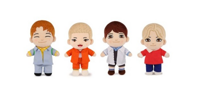 SHINee Official Goods - CHARACTER DOLL