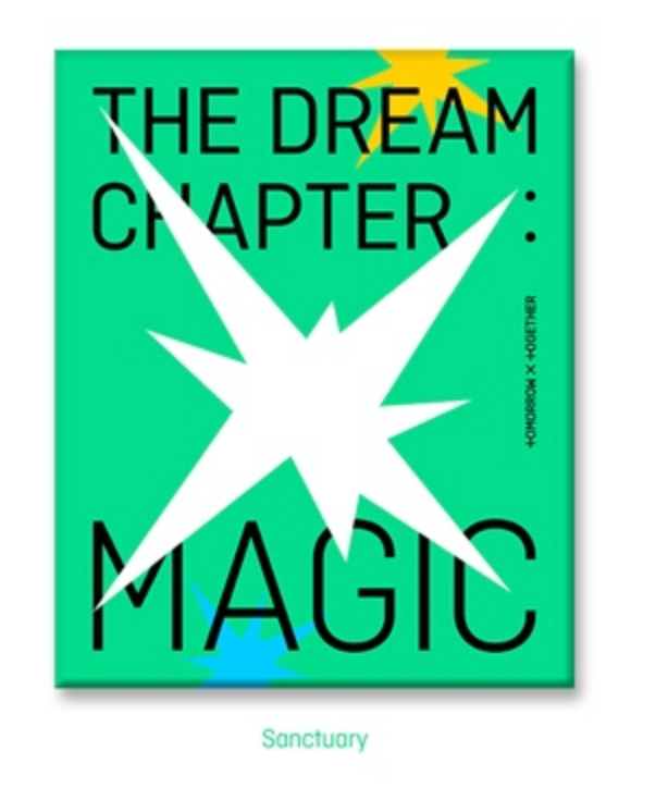 TXT Album - The Dream Chapter : MAGIC