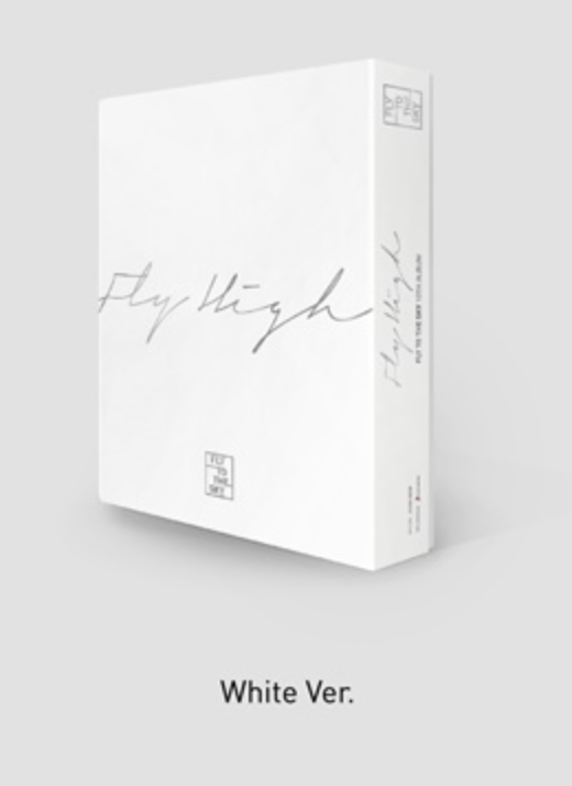 Fly To The Sky 10th Album - Fly High