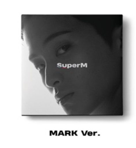 (Korean Edition) SuperM 1st Mini Album - SuperM