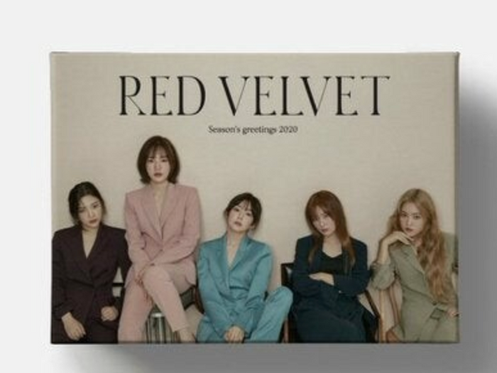 [Pre-Order] Red Velvet 2020 Seasons Greetings