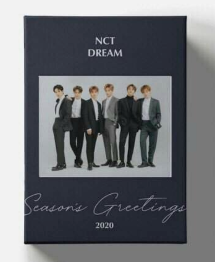 [Pre-Order] NCT Dream 2020 Seasons Greetings
