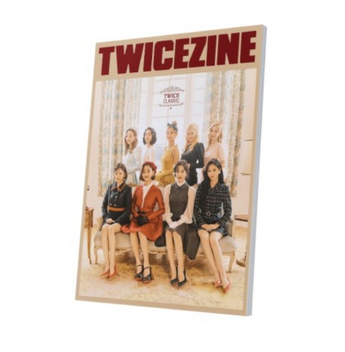 [Pre-Order] TWICE Once Halloween 2 Goods - TWICEZINE
