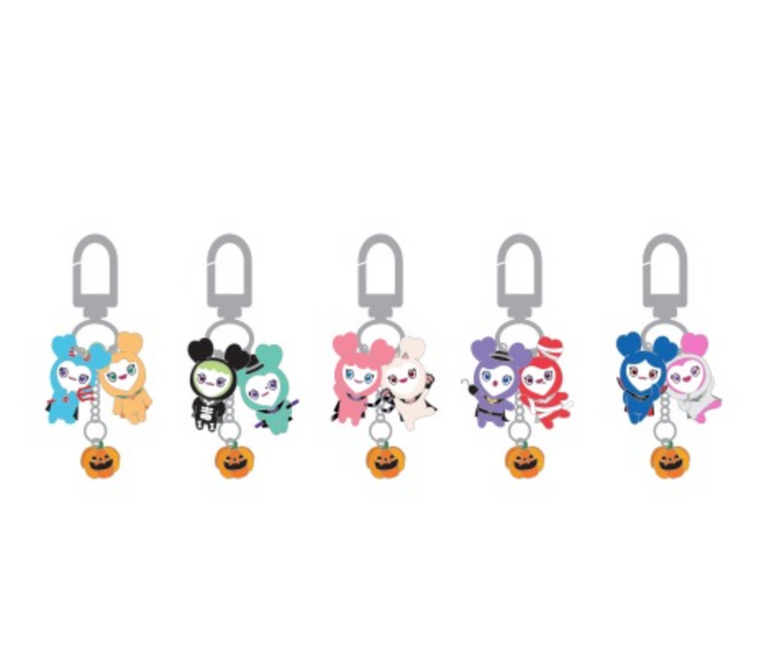 [Pre-Order] TWICE Once Halloween 2 Goods - Lovely Mini Keyring