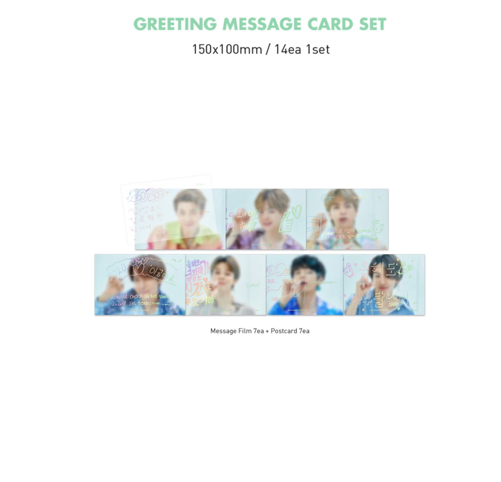 [Pre-Order] BTS 2020 SEASON'S GREETINGS