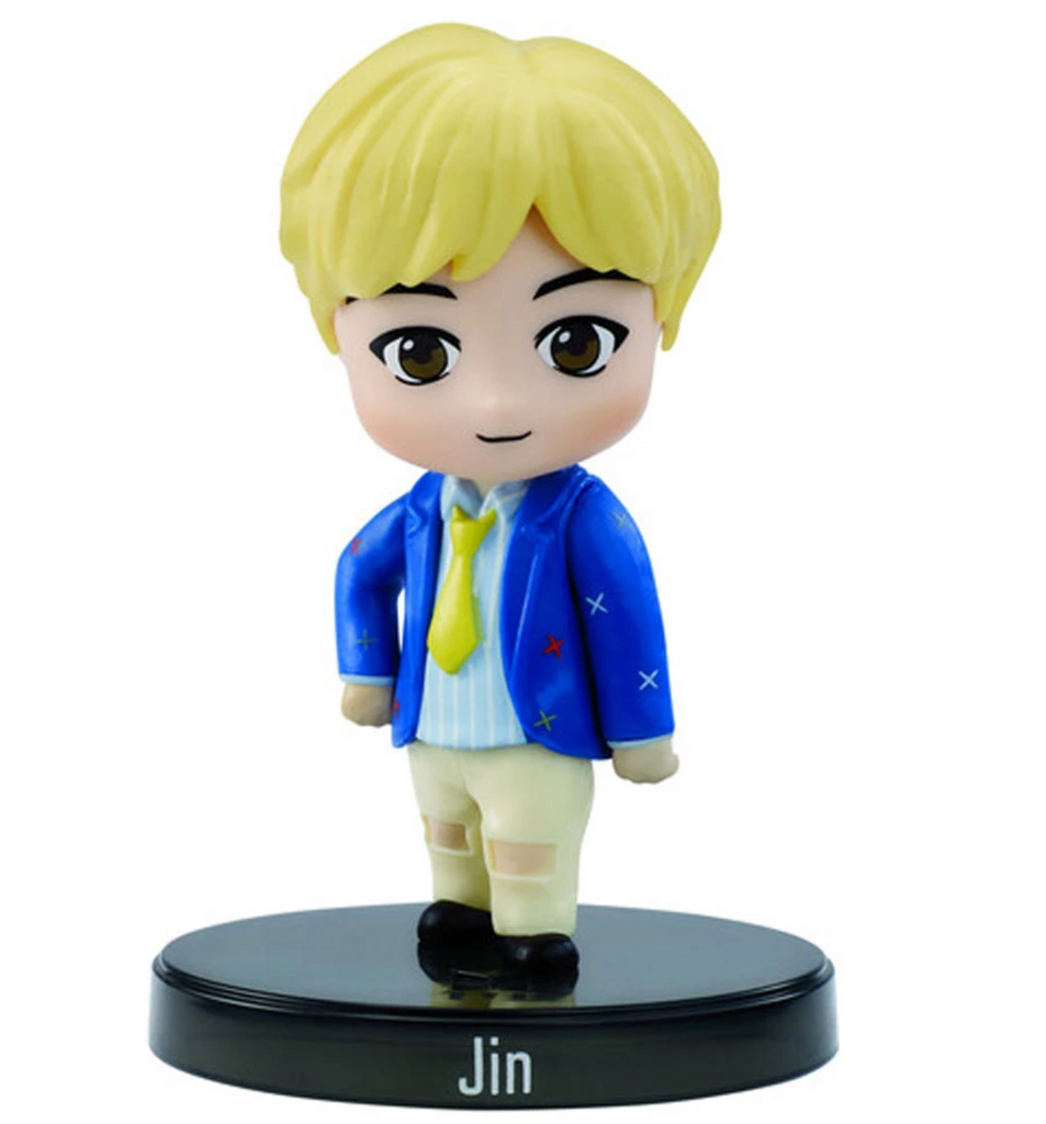 [Pre-Order] BTS X Mattel Official Merchandise - Mini Vinyl Figure Dolls