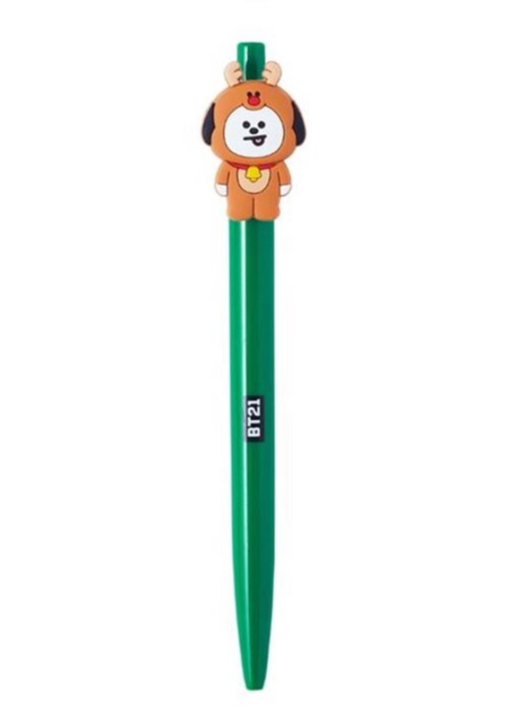 BT21 Official Merchandise - Winter Gel Pen