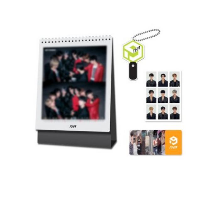 1THE9 2020 SEASON'S GREETINGS