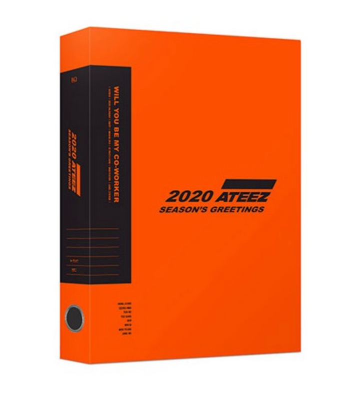 [Pre-Order] ATEEZ 2020 SEASON'S GREETINGS