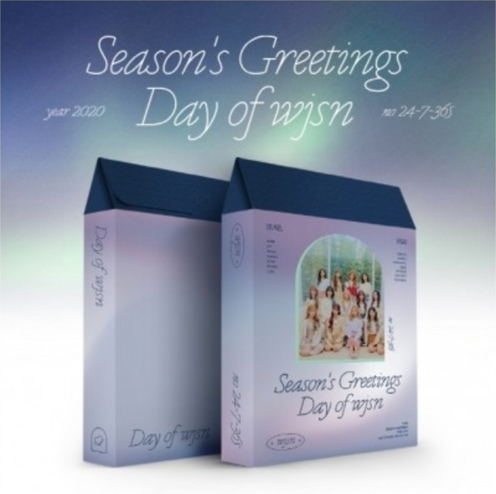 [Pre-Order] WJSN 2020 SEASON'S GREETINGS