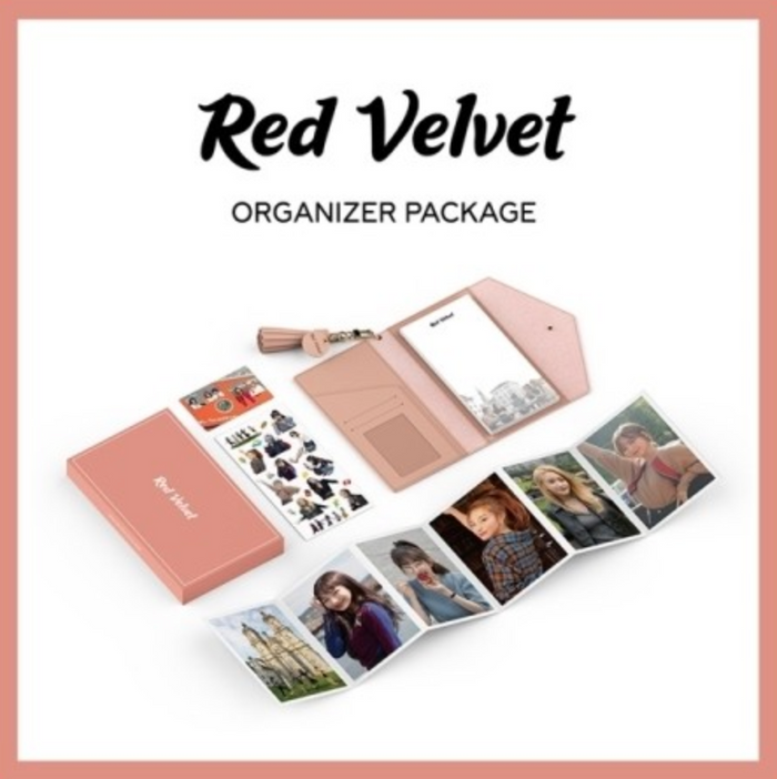 [Pre-Order] RED VELVET ORGANIZER PACKAGE