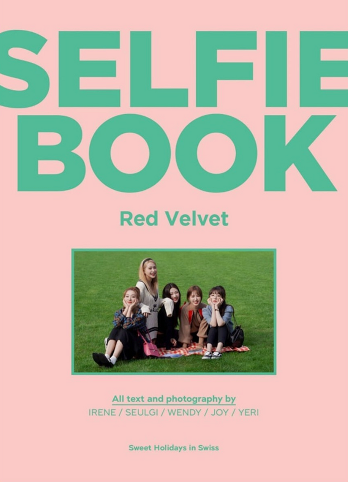 RED VELVET Selfie Book : RED VELVET 3