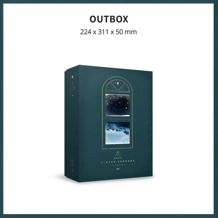 [Pre-Order] BTS 2020 Winter Package
