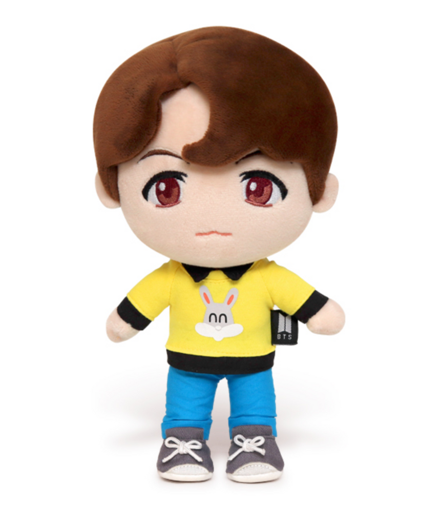 BTS Official Merchandise - Character Plush Doll