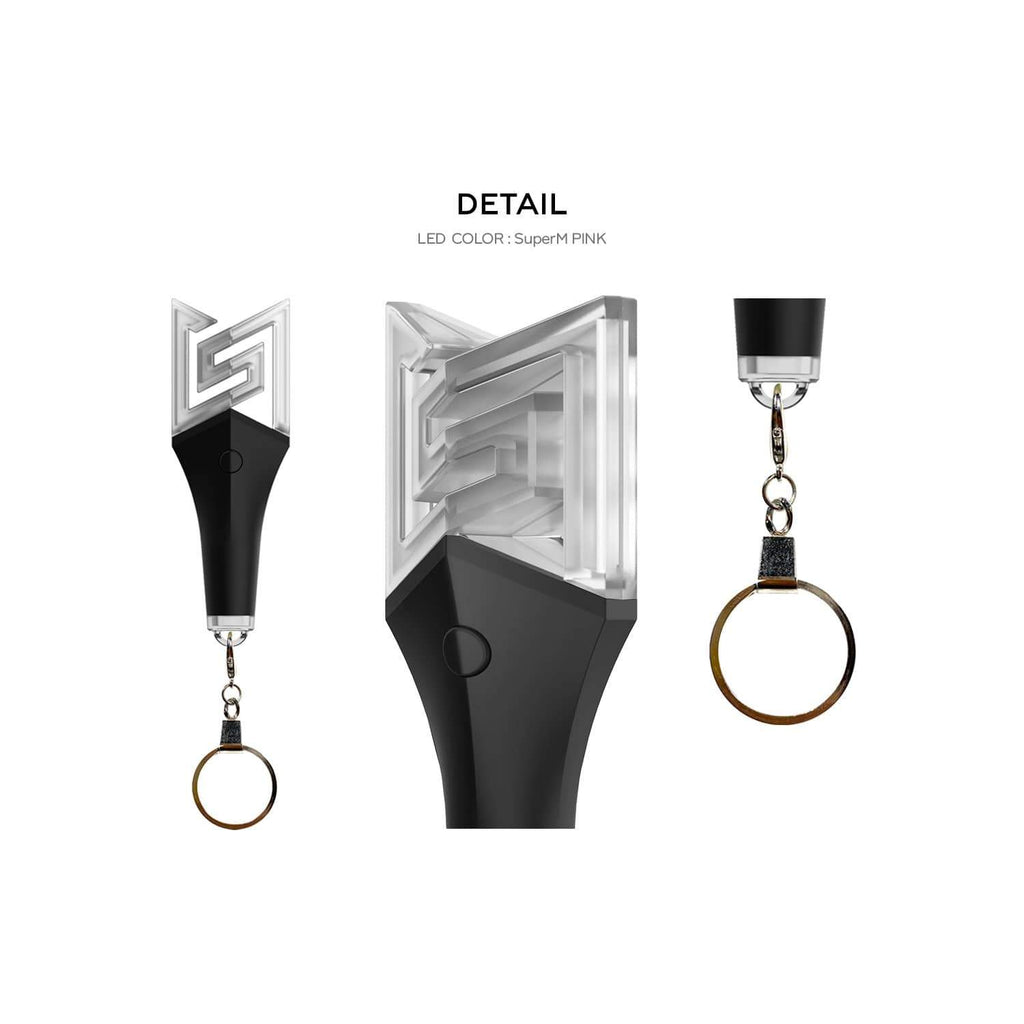 SuperM Mini Fanlight Keyring
