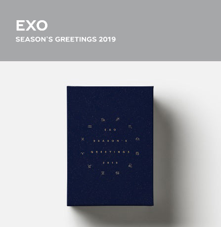 [Pre-Order] EXO 2019 SEASON'S GREETINGS