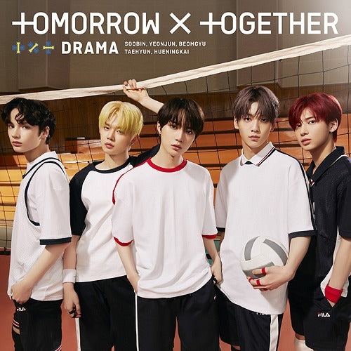[JAPAN IMPORT] TXT - DRAMA (A VERSION)