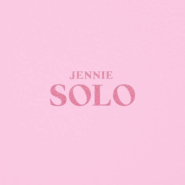 (Limited Stock) BLACKPINK JENNIE [SOLO] PHOTOBOOK