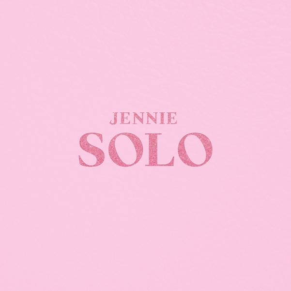 BLACKPINK JENNIE [SOLO] PHOTOBOOK