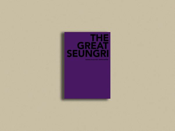 [Pre-Order] 승리 SEUNGRI FIRST SOLO MAKING COLLECTION -LIMIT