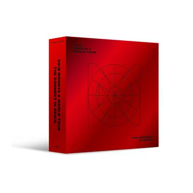 [Pre-Order] MONSTA X - 2018 MONSTA X WORLD TOUR THE CONNECT IN SEOUL [KIHNO VIDEO]