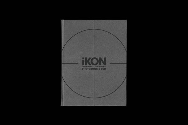 아이콘 iKON 2018 PRIVATE STAGE PHOTOBOOK & DVD