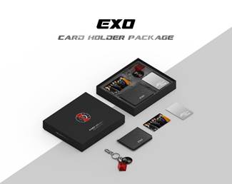 [Pre-Order] LIMITED EDITION EXO Card Holder Package