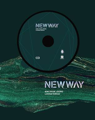 (Limited Edition) Kim Hyun Joong Album - New Way (CD+DVD)