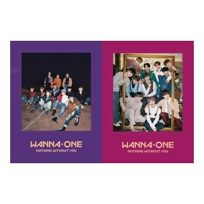 Wanna One 1st Mini Album Repackage - To Be One (Nothing Without You)