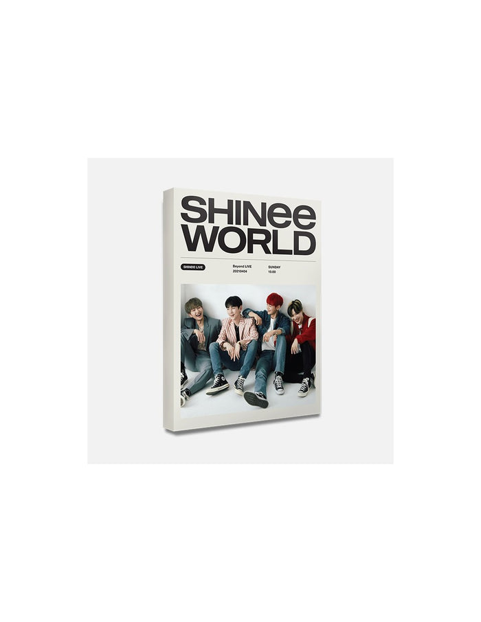[Pre-Order] SHINee WORLD Goods - POSTCARD BOOK
