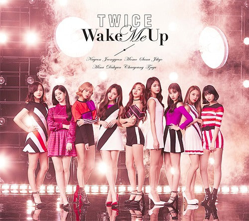 (Limited Edition) Twice - Wake Me Up (W/ DVD; Type A)