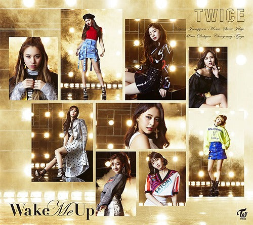 (Limited Edition) Twice - Wake Me Up (W/ DVD; Type B)