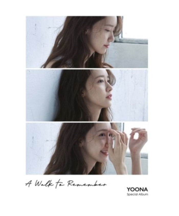 [KIHNO] YoonA Special Album - A Walk to Remember Kihno Kit