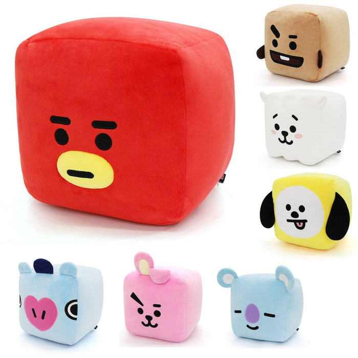 BTS [BT21 X Homeplus Collaboration] - CUBE CUSHION