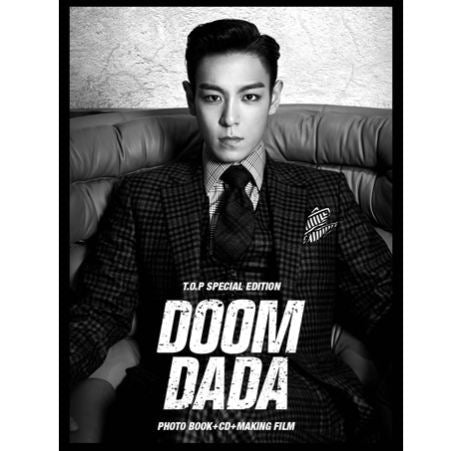 탑 T.O.P Special Edition [Doom Dada] (Photobook + CD)